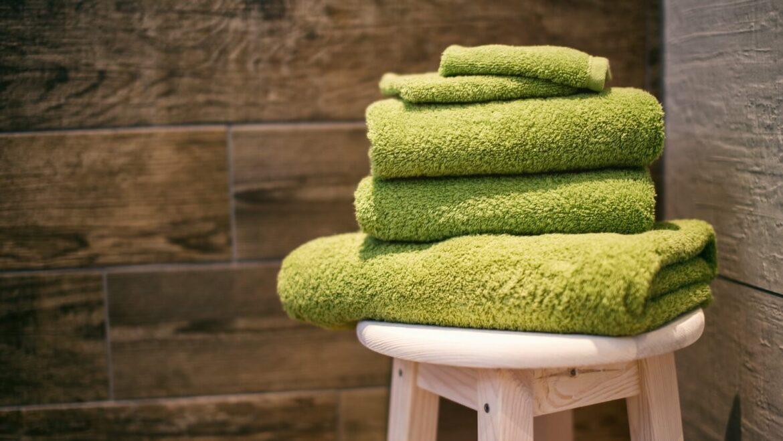Jak prać ręczniki?